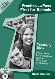 First for Schools Teacher's Book Audio CD, Megan Roderick